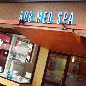 Pamper Your Skin this Summer at AOB Med Spa {Giveaway}