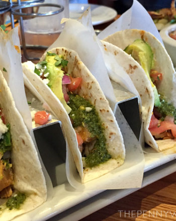 Chicken Tacos from Chili's