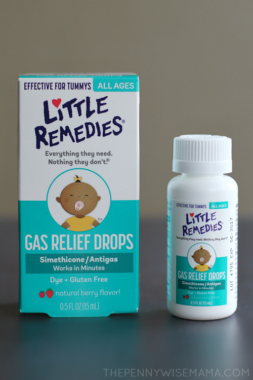 Little Remedies Gas Relief Drops Simethicone works by changing the surface tension of gas bubbles in the stomach, causing them to combine into larger bubbles that can be passed more easily. Simethicone has been recognized by the FDA as a safe and effective treatment for gas since Reviews: K.