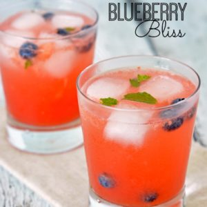 Watermelon Blueberry Bliss – A Refreshing Drink for Summer