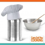 #CansGetYouCooking Twitter Party