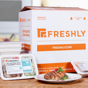 Save Time & Eat Healthy with Freshly Gourmet Meals + 50% Off First Order