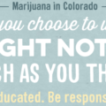 'Good to Know' Parent Resouces for Marijuana Education & Prevention