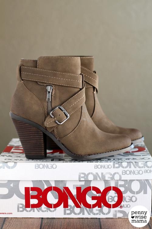 Bongo America Ankle Boots