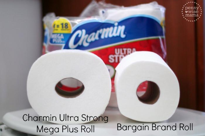 Triple Ply Toilet Paper