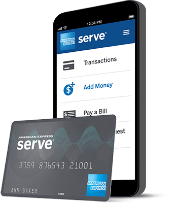 Benefits of the American Express Serve® Cash Back Card ...