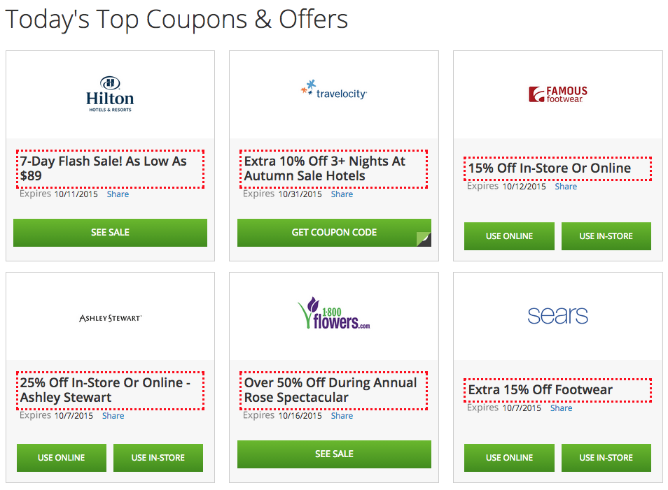 Groupon discount coupons india