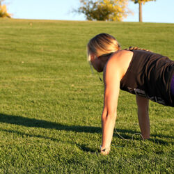 Challenge Yourself with this 30-Minute Full-Body Hill Workout