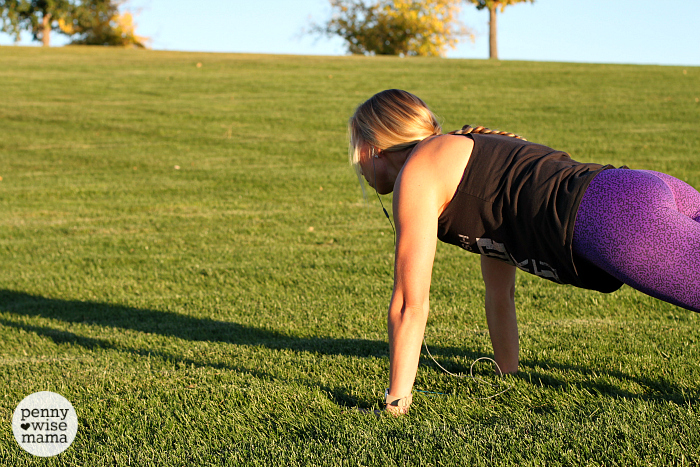 30-Minute Full-Body Hill Workout