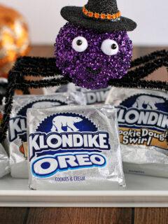 Klondike Ice Cream Bars Make the Perfect Halloween Party Treat