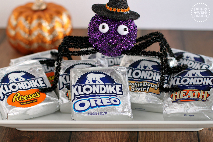 Klondike Ice Cream Bars Make the Perfect Halloween Party Treat