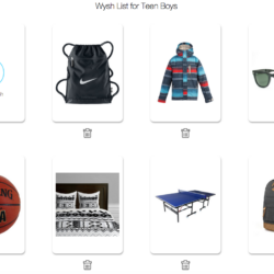 Create & Share Holiday Wish Lists with WyshMe