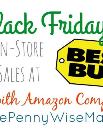 Best Buy Black Friday Deals 2015