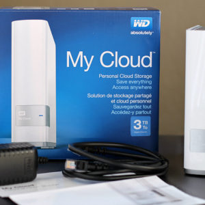 Back Up Your Digital Life with the WD My Cloud
