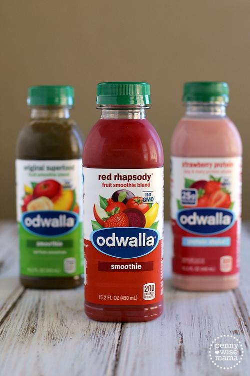 odwalla smoothies