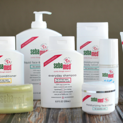 Sebamed Sensitive Skin Care Products for the Whole Family {Giveaway}