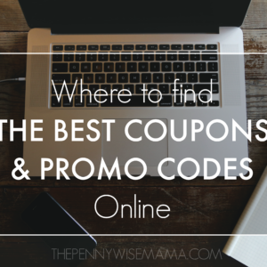 Where to Find the Best Coupons & Promo Codes Online