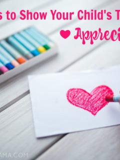 7 Ways to Show Your Child's Teacher Appreciation