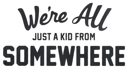 We're All Just a Kid from Somewhere - POWERADE Campaign
