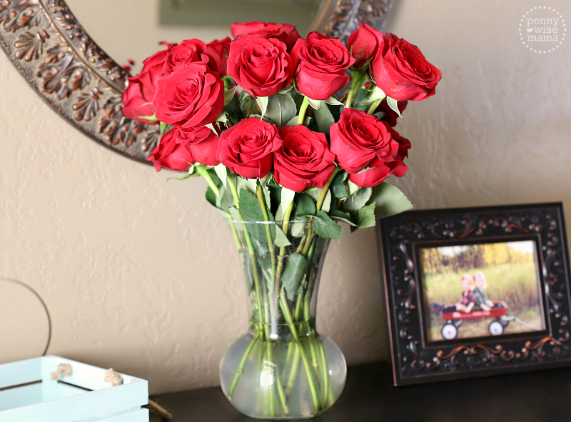 Red Roses from BloomsyBox