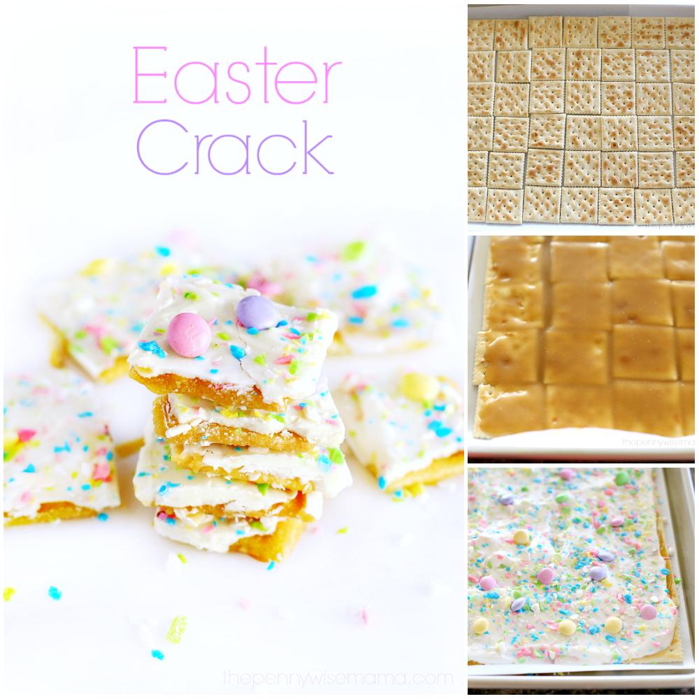 Easter Crack – Saltine Toffee Recipe