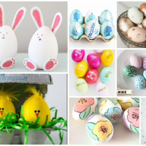 20 Creative Ways to Decorate Your Easter Eggs