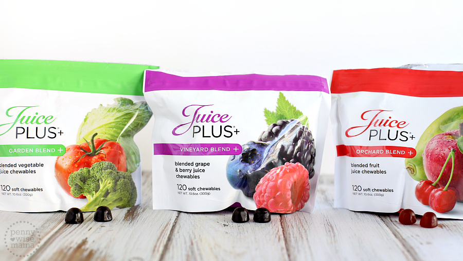 Juice Plus+ Chewables