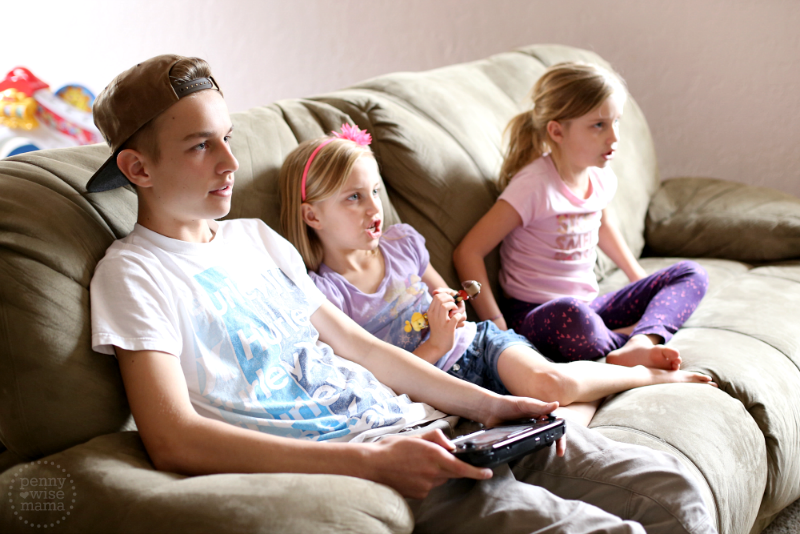 Family Fun with the Wii U