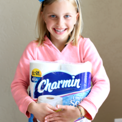 We Put Charmin Ultra Soft to the Test + Enter to Win a Year's Supply!
