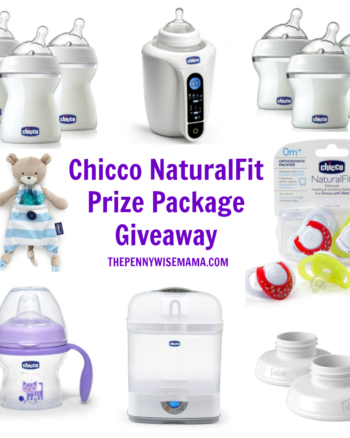 Chicco NaturalFit Giveaway