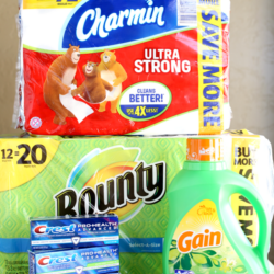 Stock Up & Save on P&G Everyday Essentials this Spring