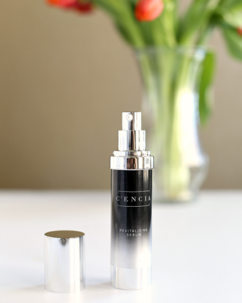 C'ENCIA Revitalizing Serum - unique anti-aging skincare formula