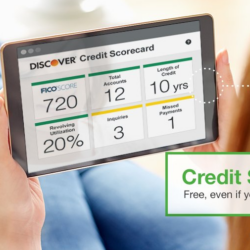4 Reasons to Start Using Credit Scorecard from Discover (It's Free!)