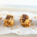 Easy No-Bake Cereal Bars with Ancient Grains