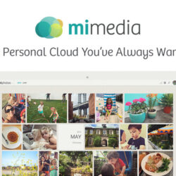 Organize Your Digital Life with MiMedia Cloud Storage {Giveaway}