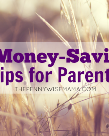 5 Money-Saving Tips for Parents