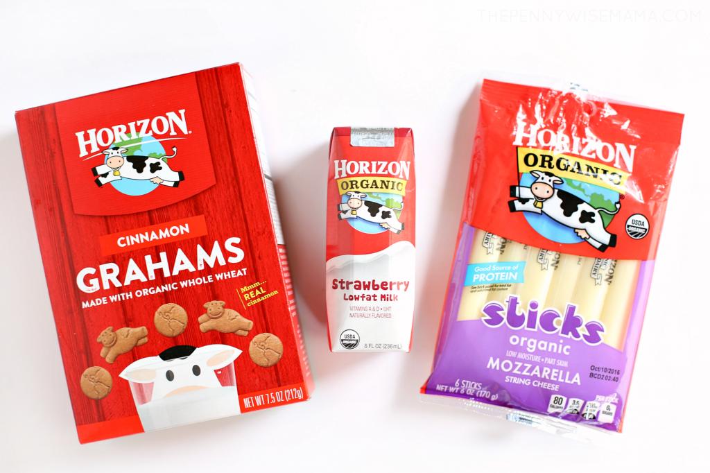 Horizon Organic Snacks