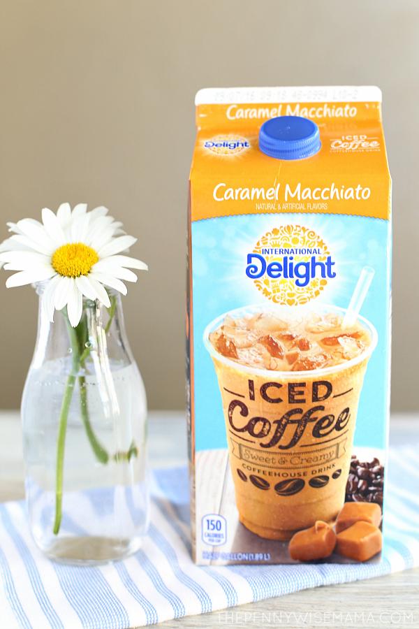 International Delight Iced Coffee - Caramel Macchiato