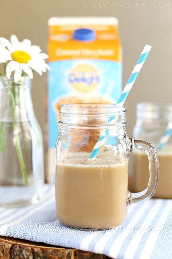 Enjoy delicious iced coffee at home with International Delight