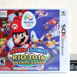 Celebrate the Rio 2016 Olympic Games with Mario & Sonic