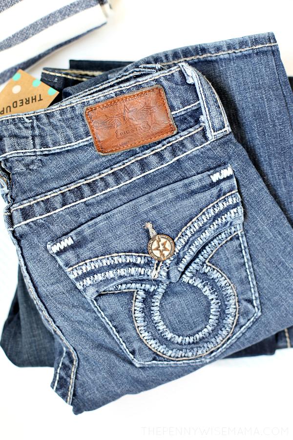 Save big on Big Star Jeans at thredUP