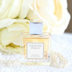Vera Wang Embrace Marigold and Gardenia Fragrance {Giveaway}