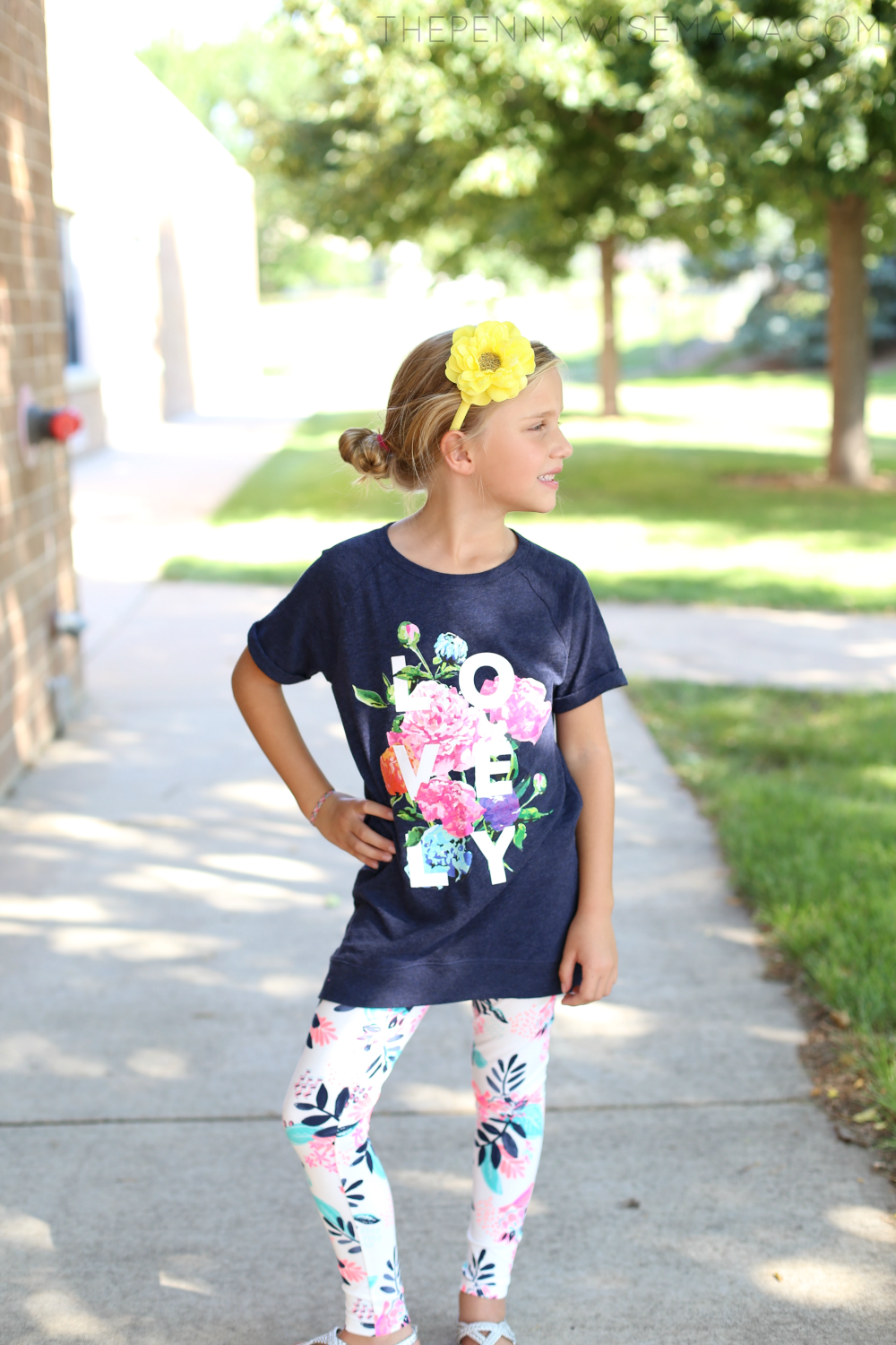 OshKosh B'gosh: mix-and-match tunic & leggings