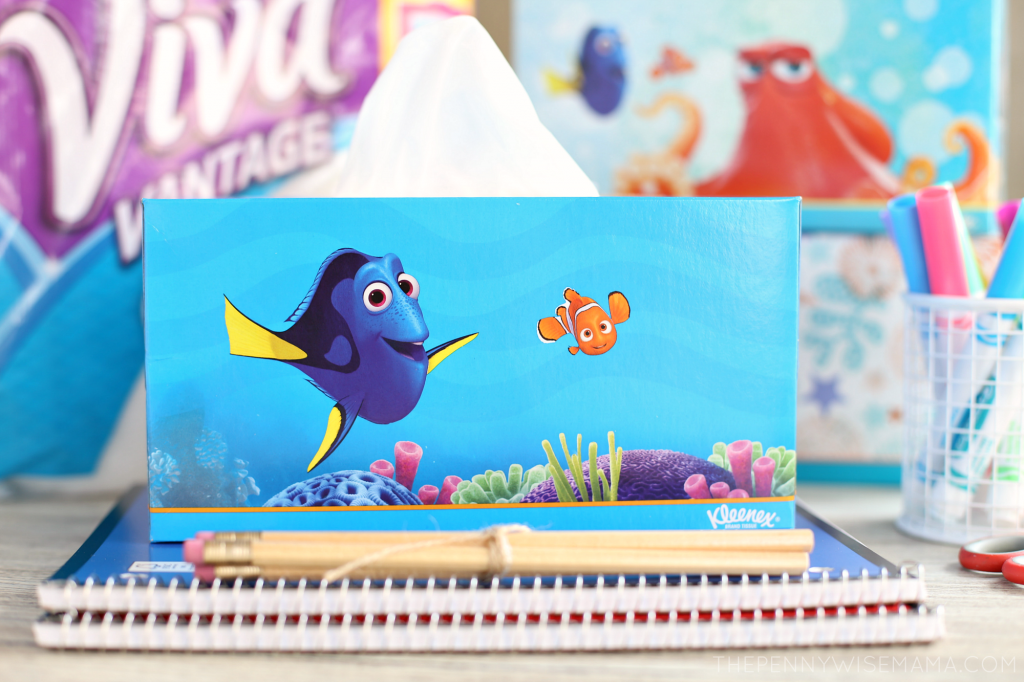 Dory Kleenex - Earn Double Box Tops at Walmart