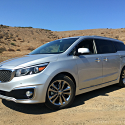Exploring San Diego with The New Kia