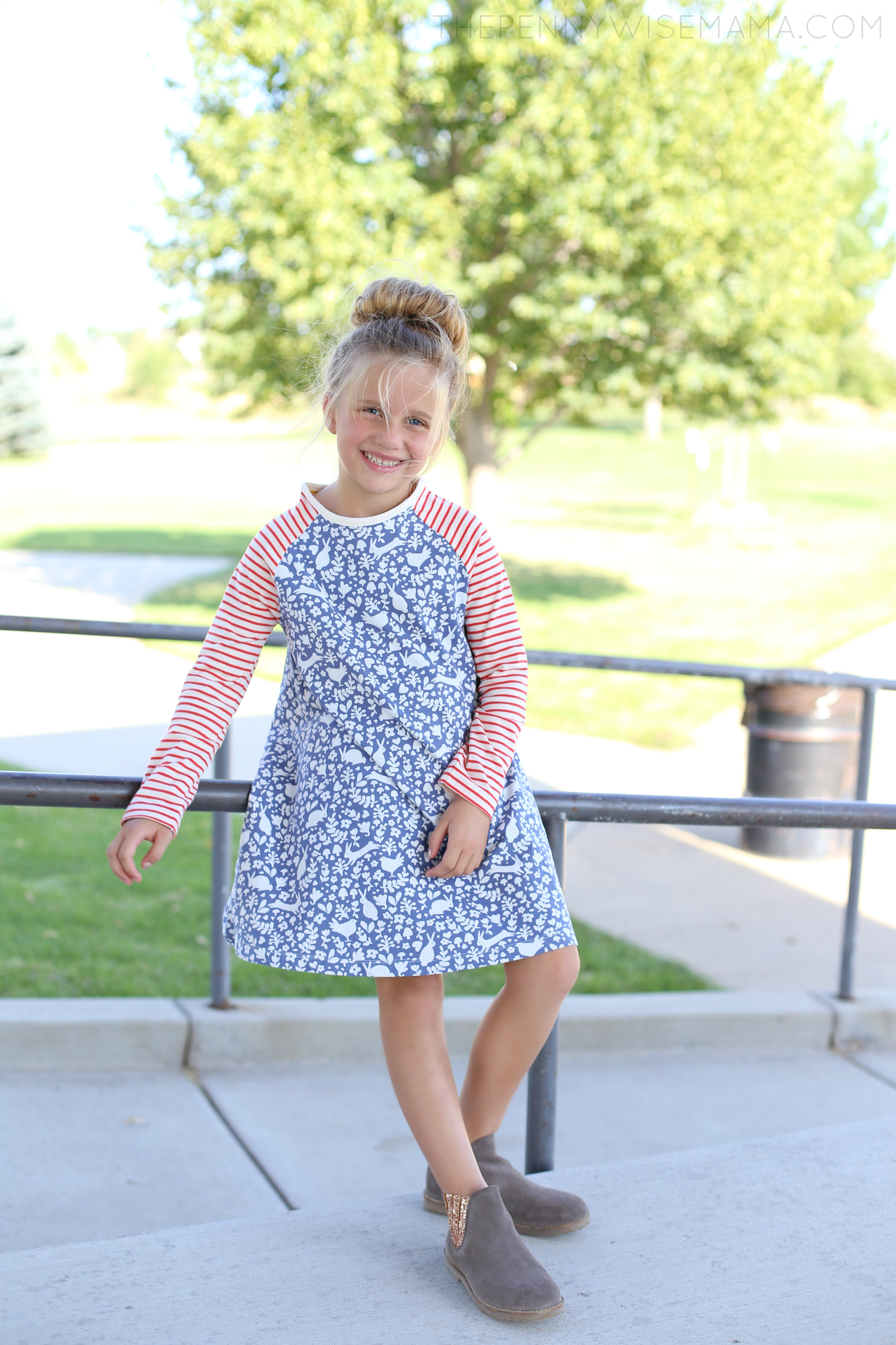 Adorable Back-to-School Styles from Mini Boden