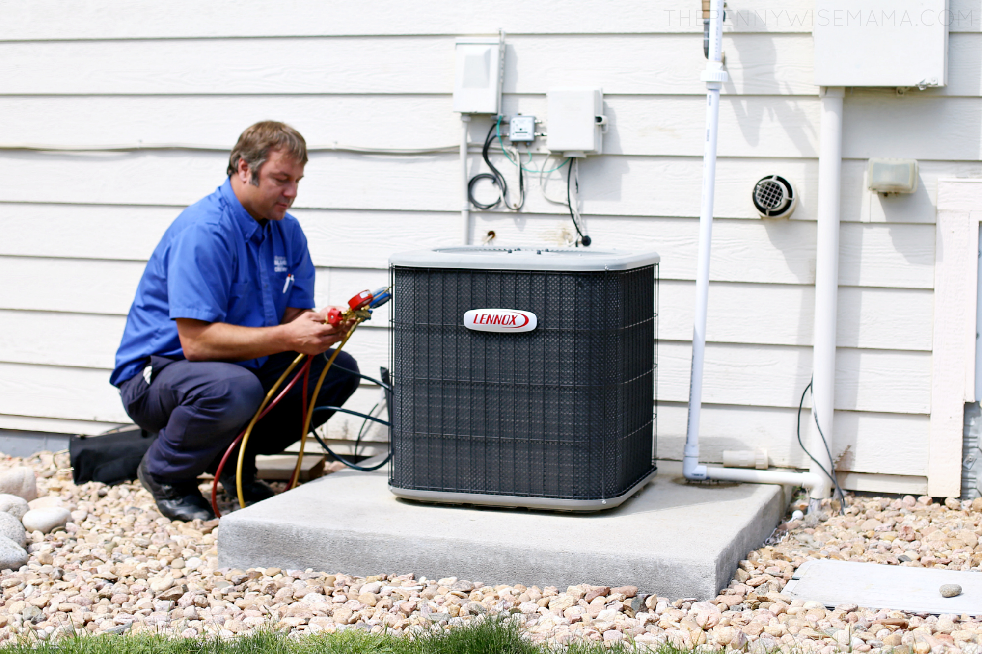 Get Your Home Ready for Fall with an HVAC Checkup The PennyWiseMama #31529A
