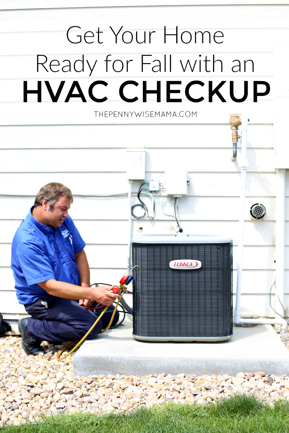 Get your home ready for fall (or any season!) with an HVAC checkup!