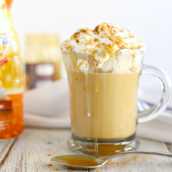 Caramel Pumpkin Spice Latte – Easy Make At Home Recipe