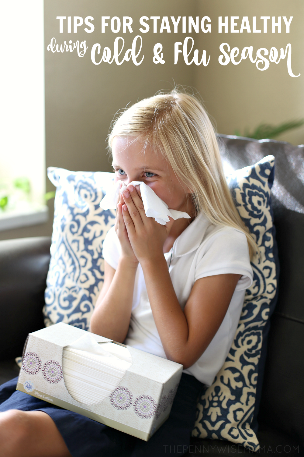 Tips for Staying Healthy During Cold & Flu Season
